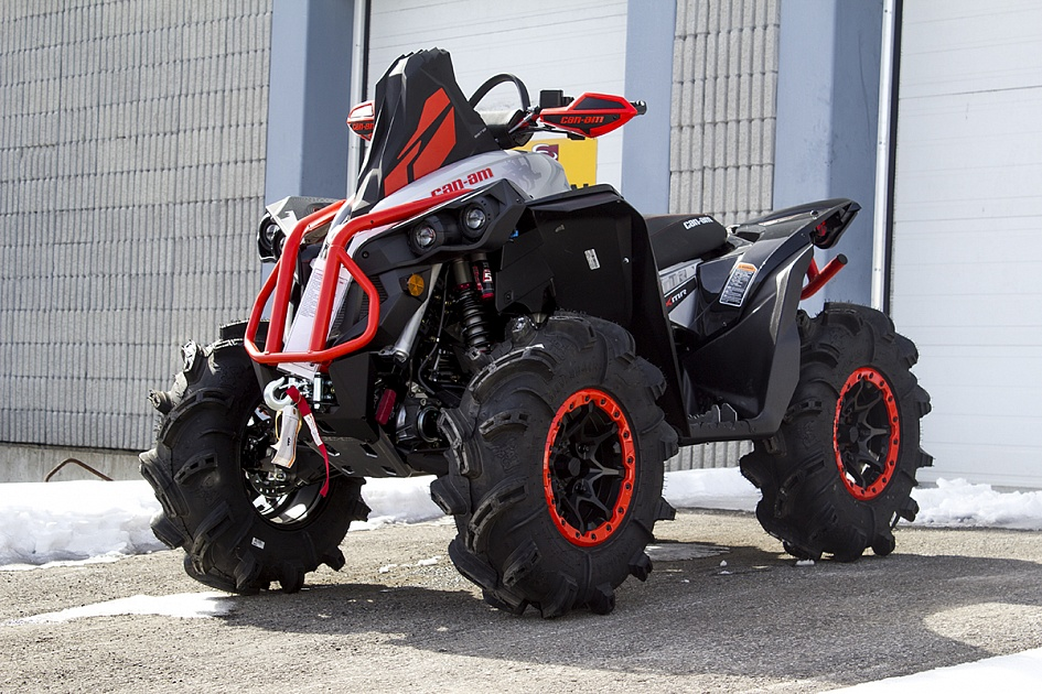 2015 BRP CAN-AM RENEGADE